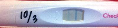 排卵検査薬_陰性